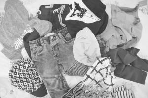 Shoplog voor onze spruit…Zara, H&M, Next direct, Hema….