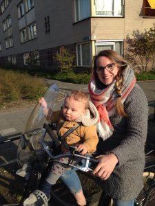 Mini PLOG: Ons eerste fietstochtje….+ Welke (mama)fiets kozen wij?