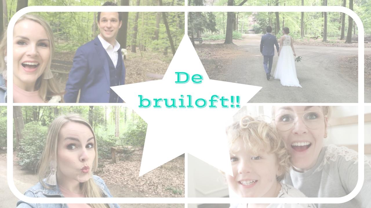Weekendvlog #8: De bruiloft…