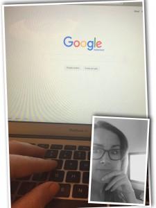 Meneer Google, help me! Wat ik opzocht tijdens mijn zwangerschap…