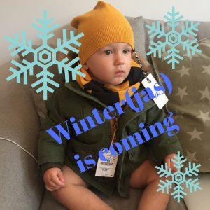 Shoplog: Winter is coming