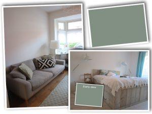 Lief thuis verbouwt: Ik wil meer kleur… Ik wil Early Dew…