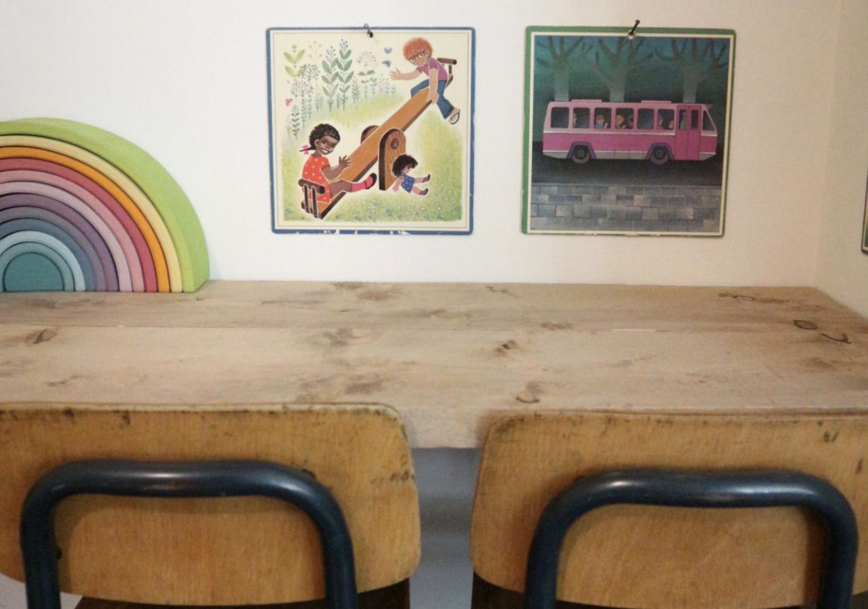 Tweedehands geluk: School spullen hergebruikt…